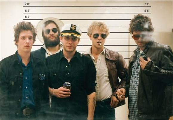 Deer Tick Can't Get Enough Of The Newport Folk Festival