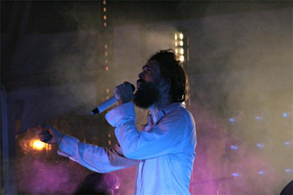 Out and About: Edward Sharpe and the Magnetic Zeros at Solar One