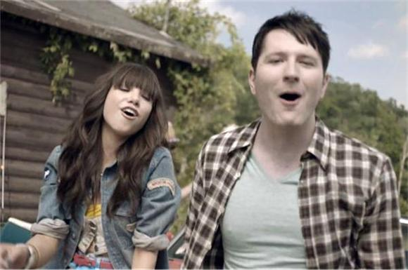 Say It Ain't So: The Owl City and Carly Rae Jepsen 'Good Time' Music Video