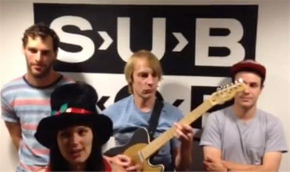 Sub Pop and 'Nirvana' Respond to VT Mascot's Request