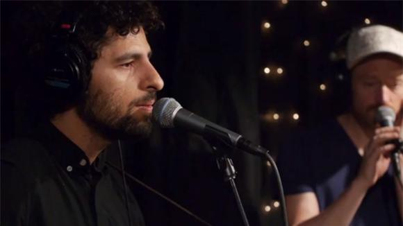Junip Pours The Charm On KEXP