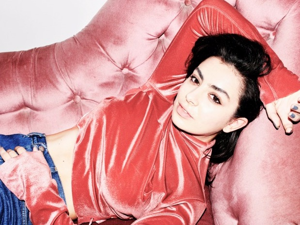 Grab a Tissue Because You're About To Drool: Charli XCX's New Video Is Filled With Boys