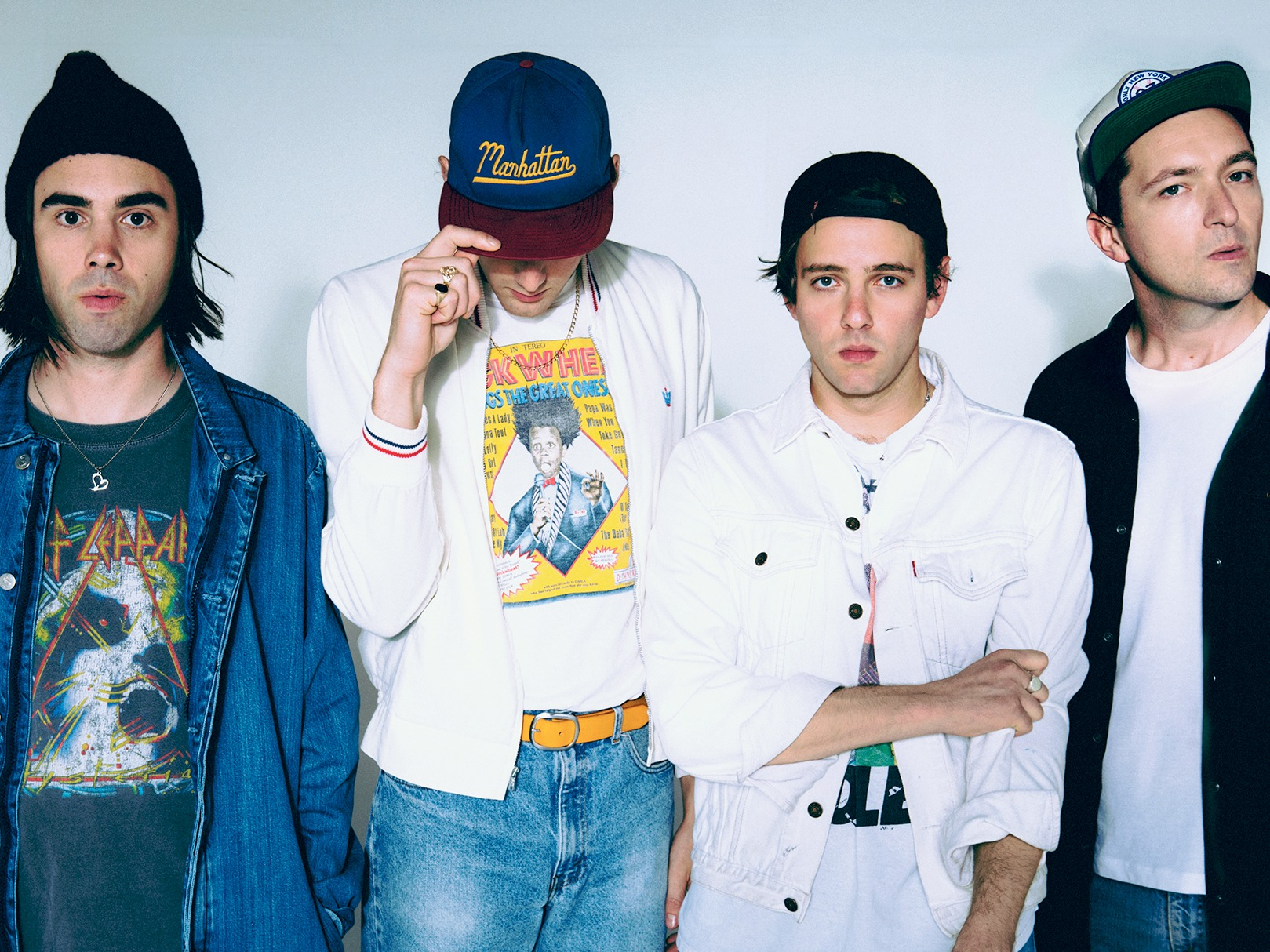 SONG OF THE DAY: 'Restless Babe' by SKATERS