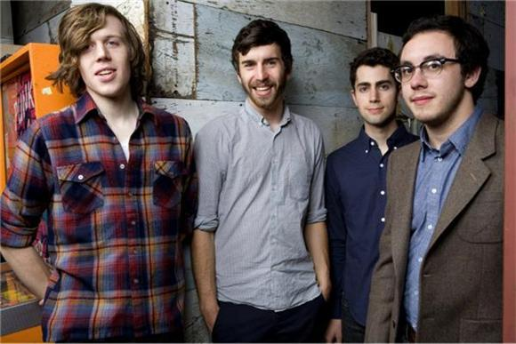 exclusive video interview: tokyo police club