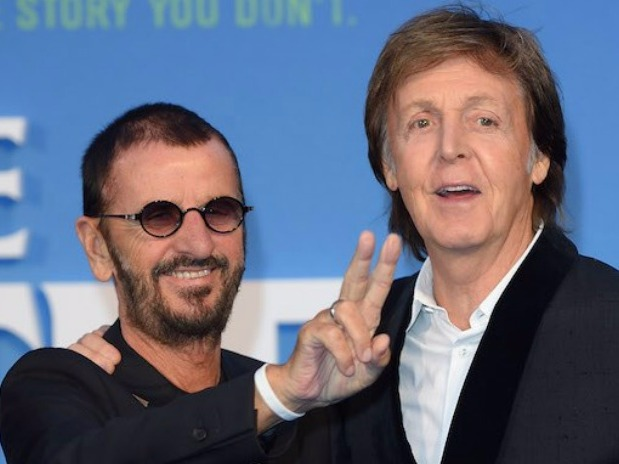 Ringo Starr And Paul McCartney Come Together On New Single