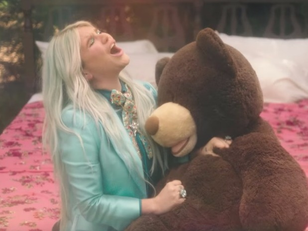 Kesha's New Video Is Guaranteed To Make You Smile