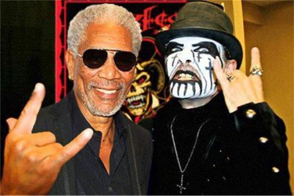 Watch Morgan Freeman Narrate 'The March of the Juggalos'