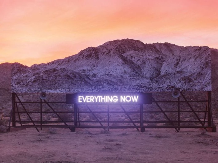 Arcade Fires 'Everything Now' Aggravates