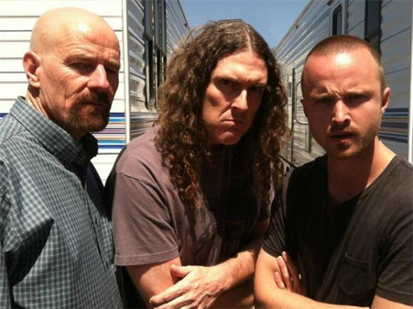 The Breaking Bad and Weird Al Video Mashup You Never Knew You Wanted