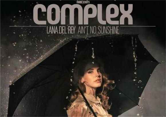 Watch Lana Del Rey's Complex Cover Shoot