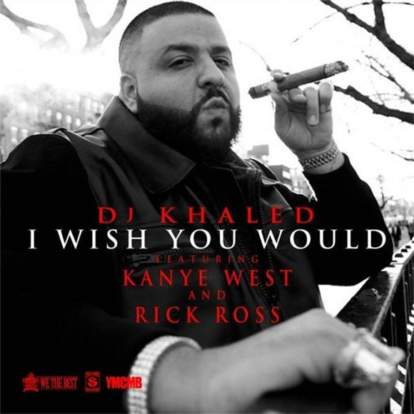 Start Your Weekend: DJ Kalhed, Kanye, and Rick Ross 'I Wish You Would'