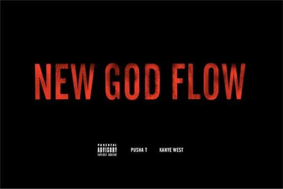 Kanye and Pusha-T Assert Dominance With 'New God Flow'