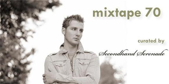 t.g.i. mixtape 70 curated by secondhand serenade