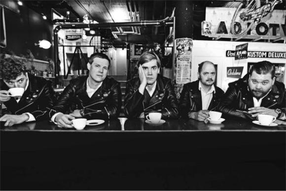 Watch A Day In The Life With The Hives