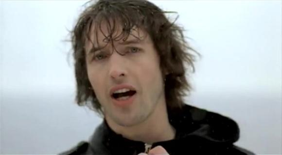 James Blunt's Accidental 'Send-All'