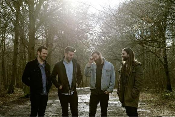 Baeble First Play: Hunter and the Bear's British Americana Country Rock