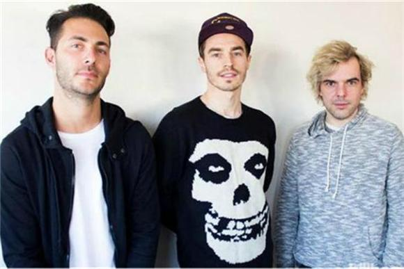 New Politics Save the Day From Fall Out Boy and Panic At the Disco