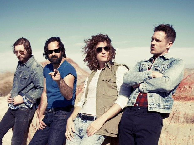 The Killers Ask You To 'Run For Cover' In New Single
