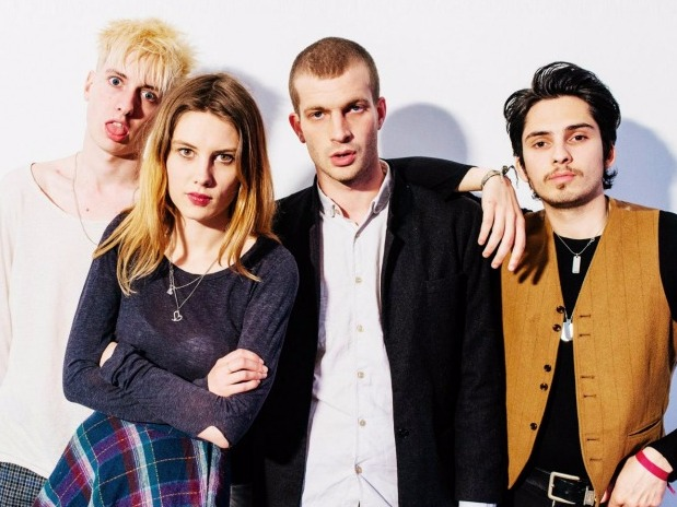 Wolf Alice Debut Dreamy Single 'Don't Delete the Kisses'