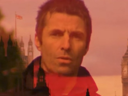 Liam Gallagher Takes Us on a Tour Through London in 'Chinatown' Video