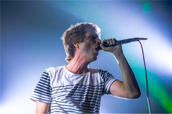 The Front Row: AWOLNATION at Irving Plaza