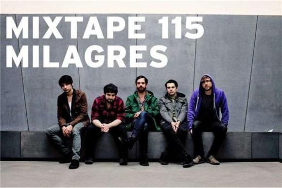 T.G.I.Mixtape 115 Curated By Milagres