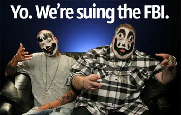 Insane Clown Posse's Gang Lawsuit Dismissed In Federal Court