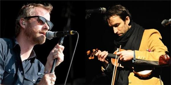 Andrew Bird And Matt Berninger Unite For 'Lyke-Wake Dirge'