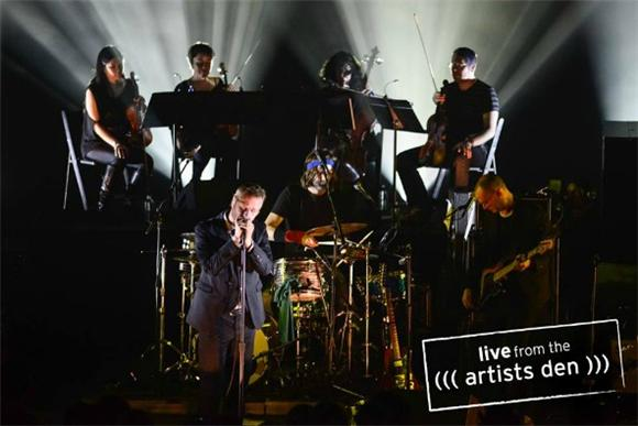 The National Live From The Artists Den Preview