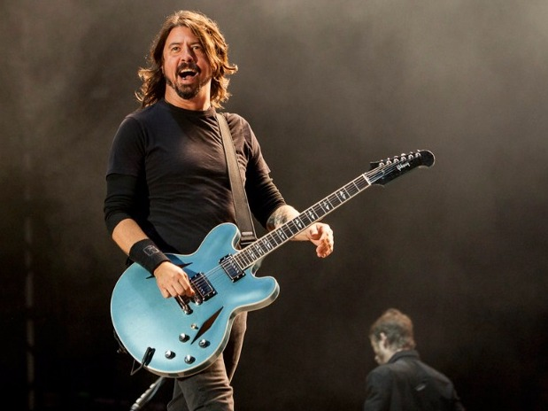 Who's The Top Secret Guest Vocalist on the New Foo Fighters Album?
