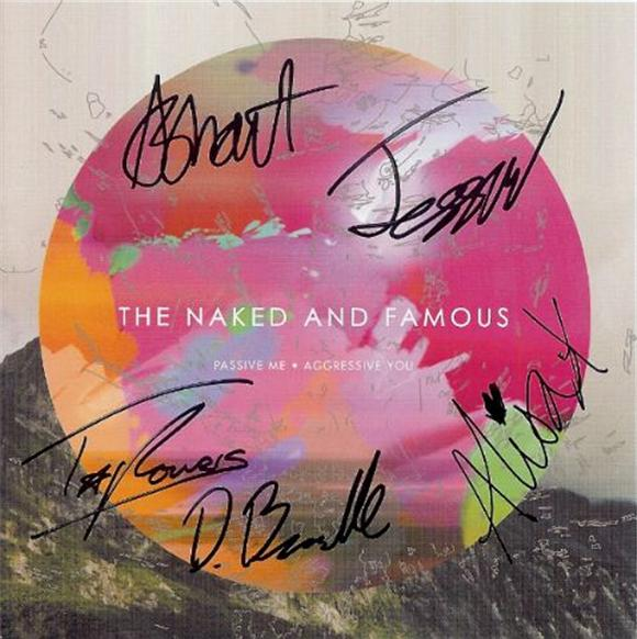 Download Our App, Win Signed Copies of The Naked and Famous' Latest