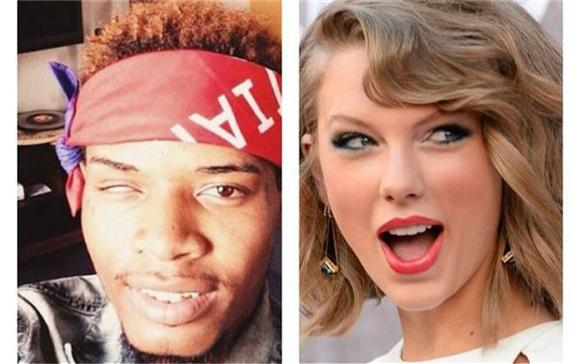Taylor Swift Calls Up Fetty Wap To Perform 'Trap Queen'