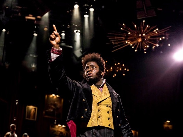 'Natasha, Pierre, and The Great Comet of 1812' Is An Instant Hit