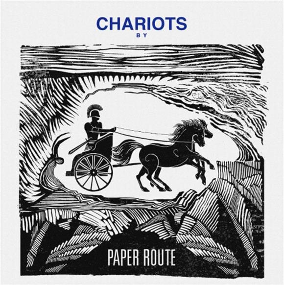 BAEBLE FIRST PLAY: Paper Route Deliver Powerful Lyric Video for 'Chariots'