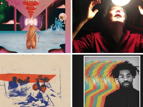 SPEED ROUND: Five Albums Out Now That You Should Spin