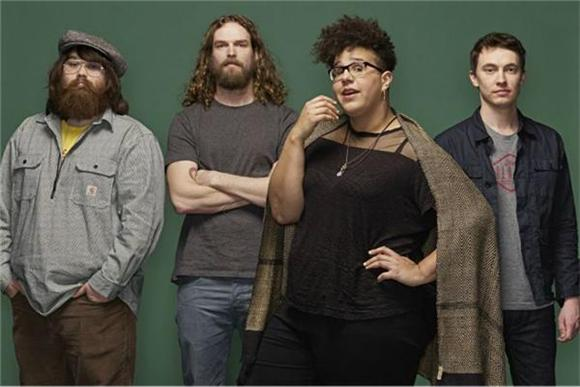 Alabama Shakes Electrify On Conan
