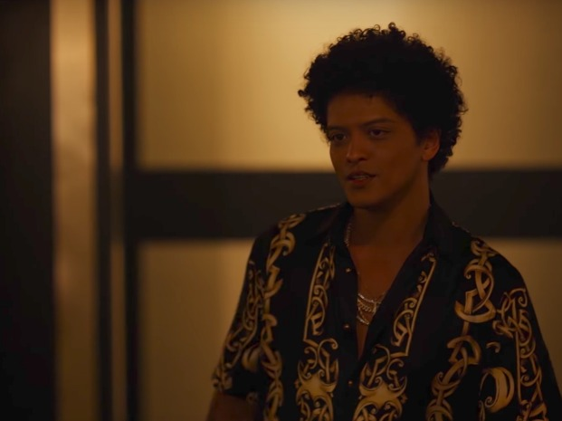 Bruno Mars and Zendaya Get Steamy in 'Versace on the Floor' Video