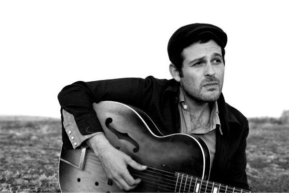 Gregory Alan Isakov's Sweet Acoustic Ease