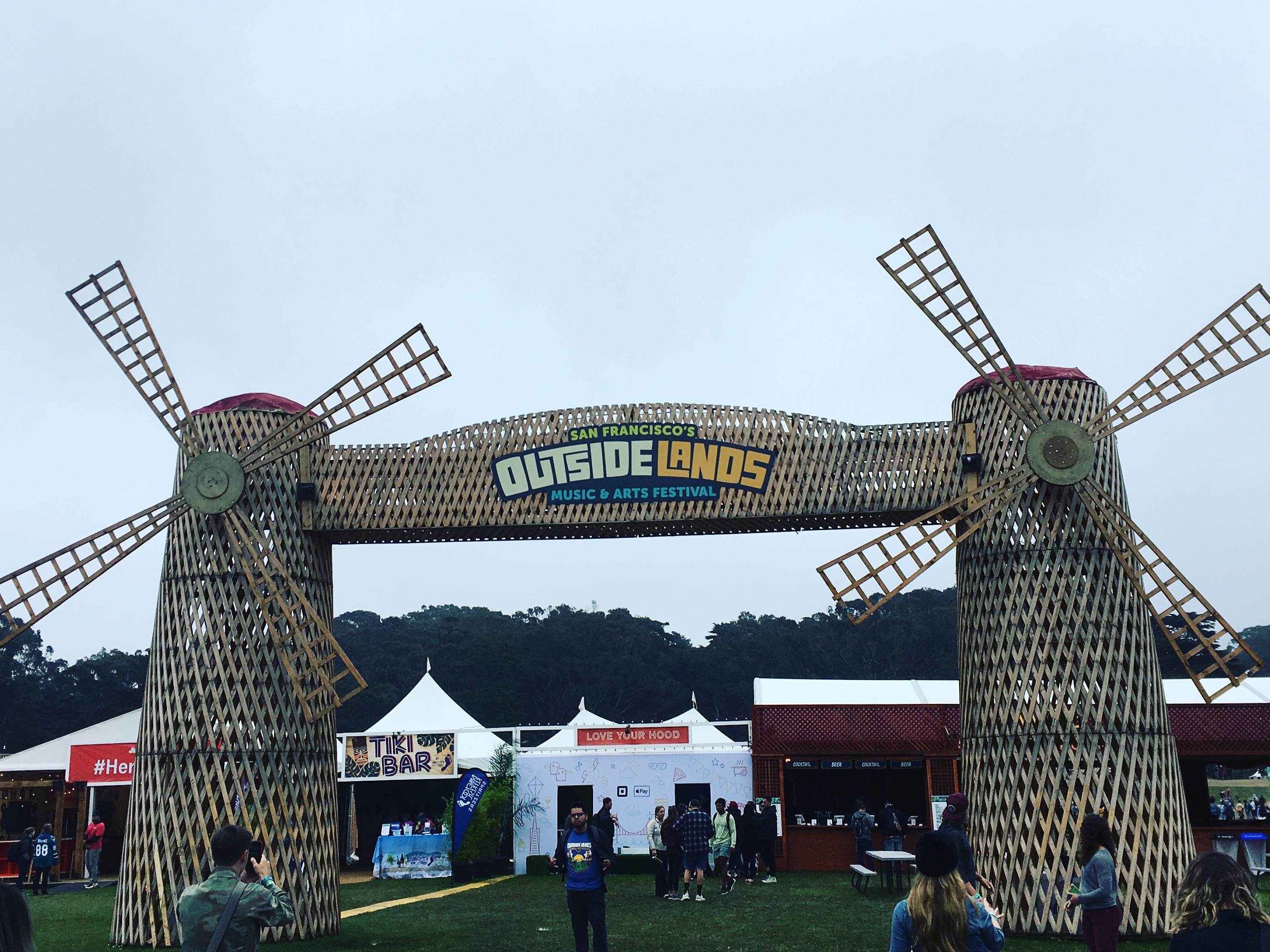 Scenes From Outside Lands