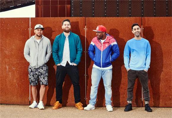 The Righteous Return of Rudimental