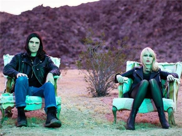 Desert Rock Duo ExSage Prove That Former Flames Can Still Be Creative Partners