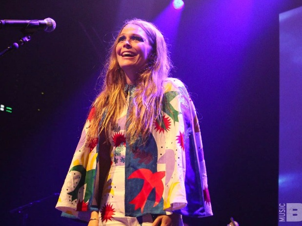 Maggie Rogers Shines During Her Headlining Slot at Brooklyn Steel