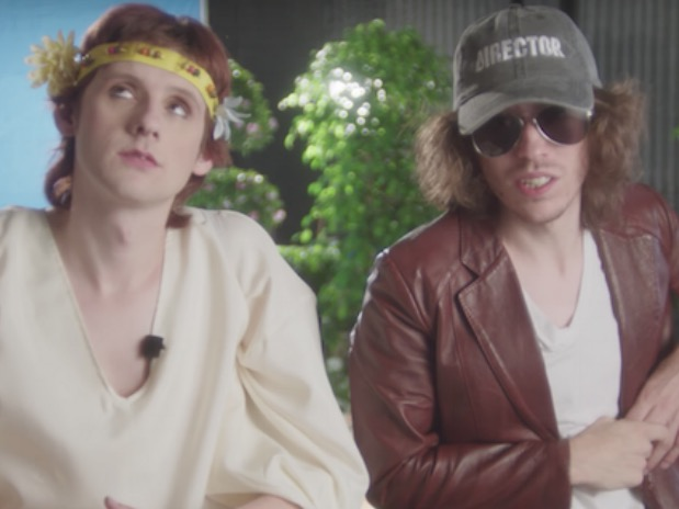 Foxygen Poke Fun at Themselves With New 'Avalon' Video