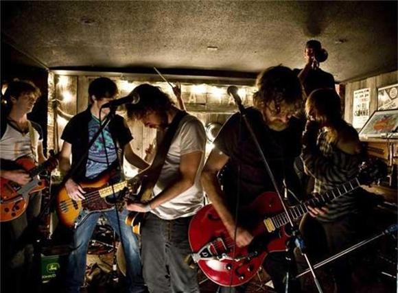 new video: broken social scene