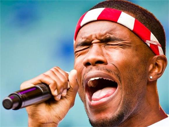 Frank Ocean Says 'Boys Don't Cry,' But They Do