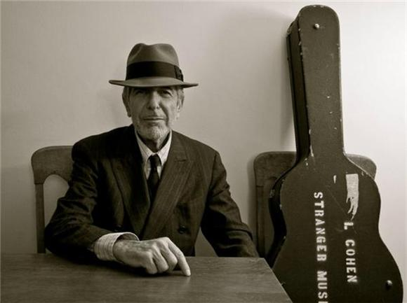 Leonard Cohen Returns to Make Us All Cry