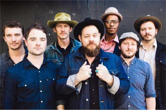 The Baeble Next: The 70s Americana Sweep Of Nathaniel Rateliff and the Night Sweats
