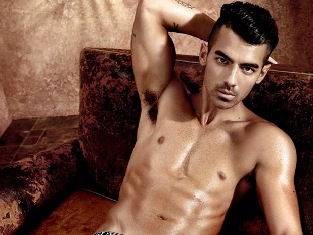 BAEBLE BAE ALERT: Joe Jonas' Transformation From 'Camp Rock' to Sex Icon