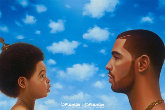 Twitter's Ripping Drake's New Album Cover