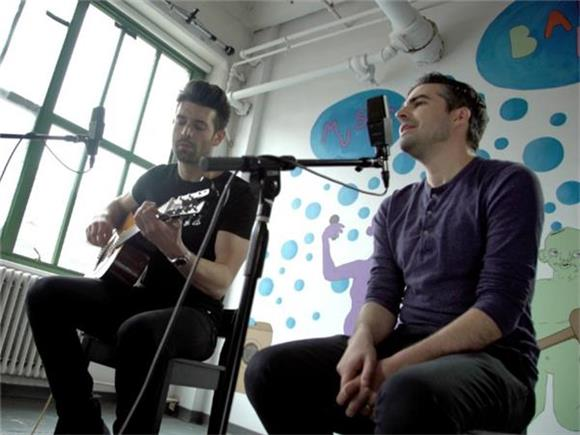 Now Playing: The Boxer Rebellion Sends Hearts A Flutter In Session
